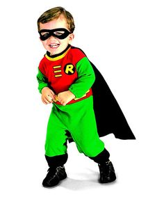 Take a look at this Robin Dress-Up Outfit - Infant & Toddler by Rubie's on #zulily today!