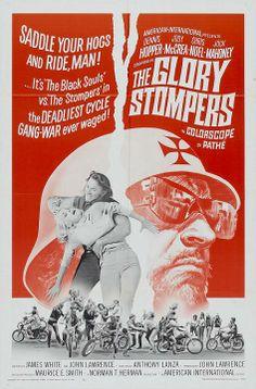 The Glory Stompers (1968) Bikersploitation