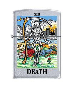 zippo tarot death - Google Search
