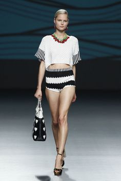 MBFW Madrid ss 14: Jessica Butrich | Radar Fashion