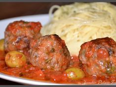 How To Cook Meatballs, How To Cook Beef, Meat Sauce Recipes, Soup Recipes, Chefs, Chef Gordon Ramsey, Healthy Ground Beef, Albondigas, Pasta