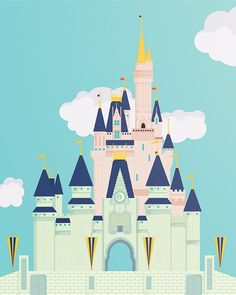 How to do Disney (without losing your mind) by Jamie Piper on Behance