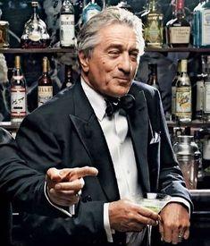 Portrait Photo, Suit Jacket, Actors, Legends, Portraits, Photos, Fashion, Robert De Niro, Crystal