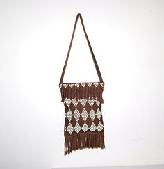 Vintage Purse Hippie Hobo by CheekyVintageCloset on Etsy, $22.00