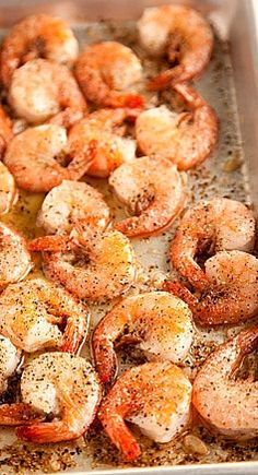 Black Pepper Shrimp