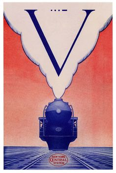 V for Victory  by paul.malon, 1943.
