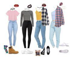Resultado de imagem para 90s outfit