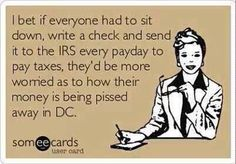 But almost half pay no income tax.