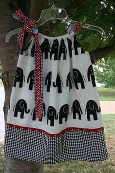 Alabama Crimson Tide PC dress