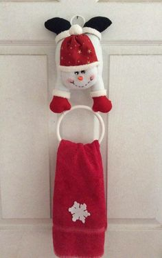 Christmas Projects, Felt Crafts, Diy And Crafts, Christmas Crafts, Felt Christmas, Christmas Stockings, Christmas Holidays, Christmas Wreaths, Christmas Bathroom Decor