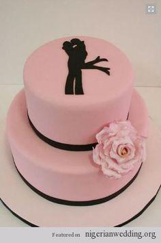 Nigerian Bridal Showers: 20 Fabulous & Beautiful Bridal Shower Cake Ideas |