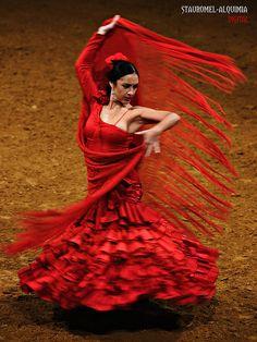 Flamenco - Arte y Pasión by Stauromel-AlquimiaDigital, via Flickr