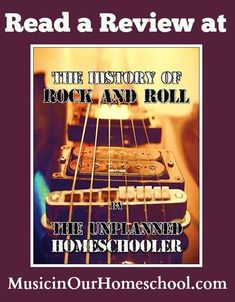 "Review of ""The History of Rock and Roll"" lessons with videos."