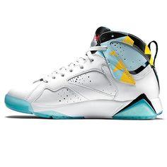 sports shoes be4a3 63e19 Nike Air Jordan 7 Retro N7