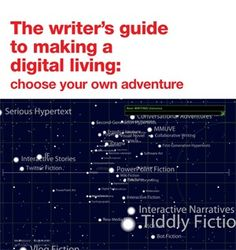 The writer's guide to making a digital living - Australia Council for the Arts