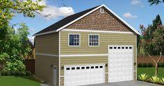 34 ft. by 30 ft. RV Garage $43,400