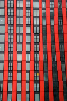 """Tower """"The Red Apple"""" in Rotterdam"""