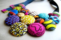 African Prints in Fashion: Seiwa Akoto: Accessories for Confident Women
