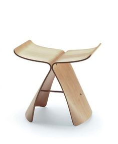 Butterfly Stool, Yangani, 1954 on the Vitra Design Museum online shop