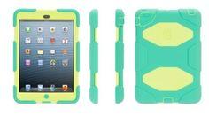 Griffin Survivor - awesome iPad mini case colors