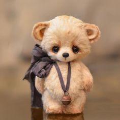 Исполнитель Медведь Екатерина Беспалова http://Teddykind.com