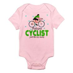For all you who are daddies of future cyclists...