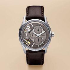 Twist Leather Watch