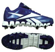 f8e25fab9a81 Reebok Men s Zig Cooperstown Low M Baseball Shoe Reebok.  69.99. leather.  Manmade sole