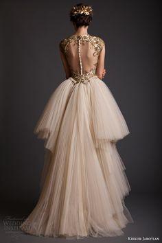 Wedding Gown for Riyo Chuchi Krikor Jabotian, Spring 2014 Couture Mode, Style Couture, Couture Fashion, Runway Fashion, Spring Fashion, Fashion Outfits, Bridal Gowns, Wedding Gowns, Wedding Blog