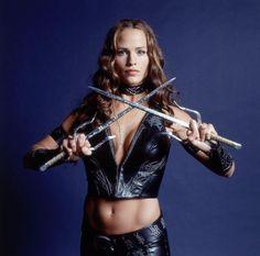 Elektra with sai