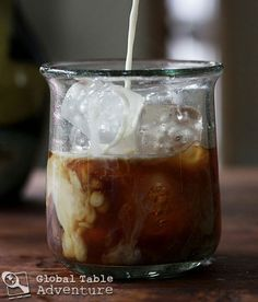 How to cold brew coffee and serve it up like they do on the island of Nauru.