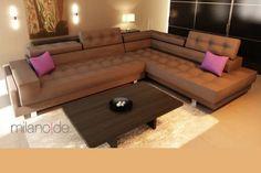 Γωνιακός καναπές Catania