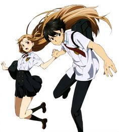Anime: Sword Art Online [SAO]  Kirisuna Asuna [Yuuki Asuna], Kirito [Kirigaya Kazuto]