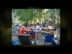 National Great Outdoors Day BBQ, a potluck BBQ under the trees at the Bonfire Cove