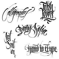 Por Lettering Time hemos visto pasar grandes diseñadores y artistas que realizan increíbles lettering a lápiz o a rotulador como Eric Wae...