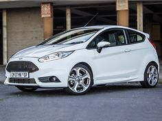 The Ford Fiesta ST reviewed...
