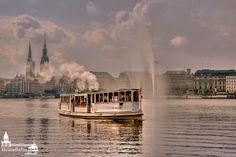 Ihr habt ja nun schon ein bisschen über Deutschlands ältestes Dampfschiff, die…