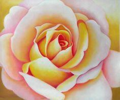 Flower Oil Paintings (HS3842) HS3842