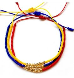Imagen relacionada Handmade Beaded Jewelry, Diy Jewelry, Beaded Necklace, Beaded Bracelets, Make A Gift, Anklets, Seed Beads, How To Make, Gifts