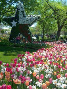 The Arboretum, Dallas, Texas
