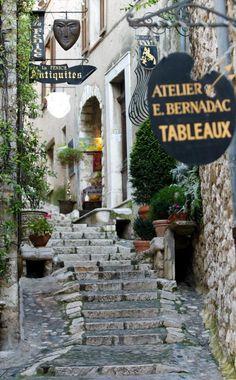Saint Paul de Vence , France