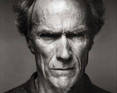 Clint Eastwood. 30perfect photos offamous people attheir most charismatic