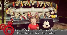 MICKEY AND MINNIE MOUSE INVITATIONS AND PRINTABLE DCOR I'm in LOVE with my new Mickey and Minnie Mouse printables. There are over 1200 invitations and thank you cards to choose from, banners, wrappers, labels, centerpiece cutouts, decor galore and so much more!!
