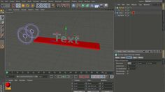 Rolling Red Carpet Effect in Cinema 4D, via YouTube.