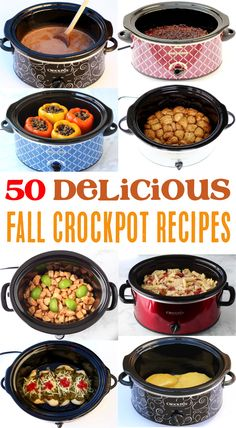 Best Slow Cooker Recipes! These perfect Fall appetizers, dinners, desserts, drinks, and breakfasts are the perfect additions to your menu. Go give them a try this week! Fall Appetizers, Easy Appetizer Recipes, Dinner Recipes, Crockpot Hot Chocolate, Hot Chocolate Recipes, Crockpot Chicken And Dumplings, Crockpot Sausage And Potatoes, Best Slow Cooker, Slow Cooker Recipes