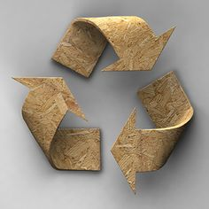 The key to recycling wood is learning how to differentiate between the different types of wood products so you can recycle those that are able to be recycled.