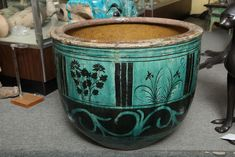 Planters Large Ceramic Planter Extra Outdoor For Traditional Extraordinary