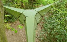 Easily Storable Road Abodes : teal camper