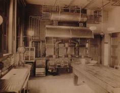 Vintage Photos and Floor Plans : Saint Louis University Cupples House : SLU