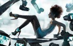 25 Futuristic 3D Robot Designs by Franz Steiner